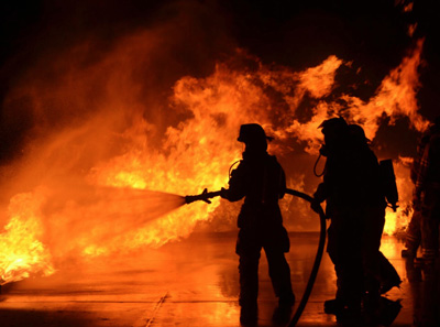 Servicii private de pompieri